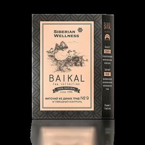 картинка Фиточай из диких трав № 9 (Углеводный контроль) - Baikal Tea Collection