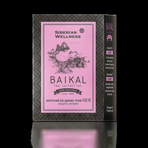 картинка Фиточай из диких трав № 6 (Защита печени) - Baikal Tea Collection