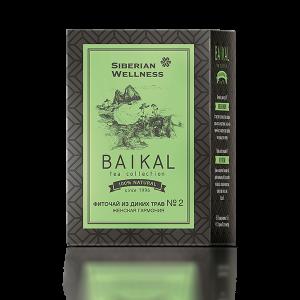 картинка  Фиточай из диких трав № 2 (Женская гармония) - Baikal Tea Collection