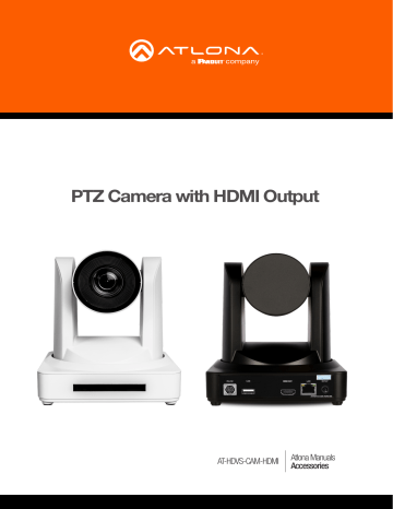 PTZ-камеры Atlona