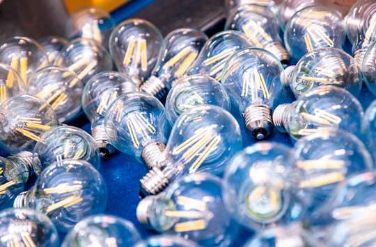 Светодиодные лампы томича