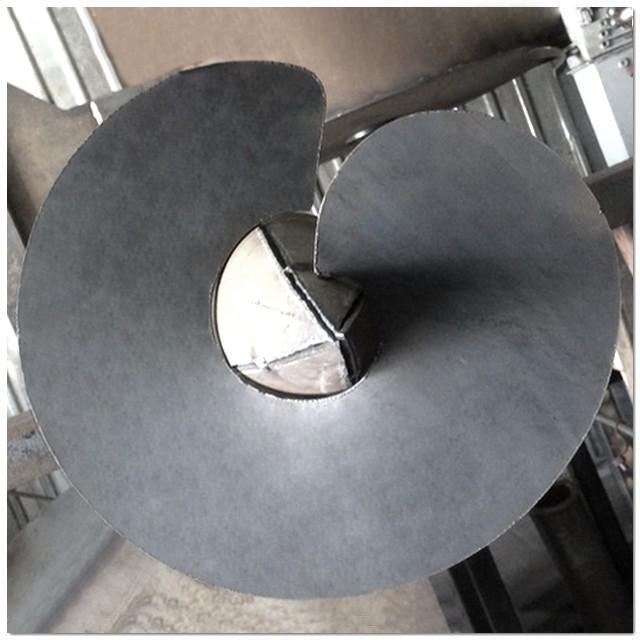 картинка Лопасть для сваи 108/300x4 мм, гнутая интернет-магазин PSGrup