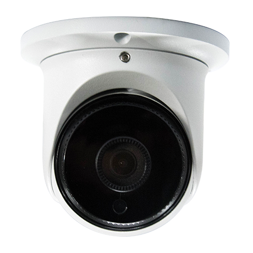 "картинка Видеокамера купольная ZKTECO ES-852O11H 1080P 1/2.9"" CMOS; H.264/H.265; Samrt IR; IR Range 10-20m; Low Light; Fixed Lens 2.8mm; DWDR; PoE; Aluminium alloy IP67 от комании Армата"