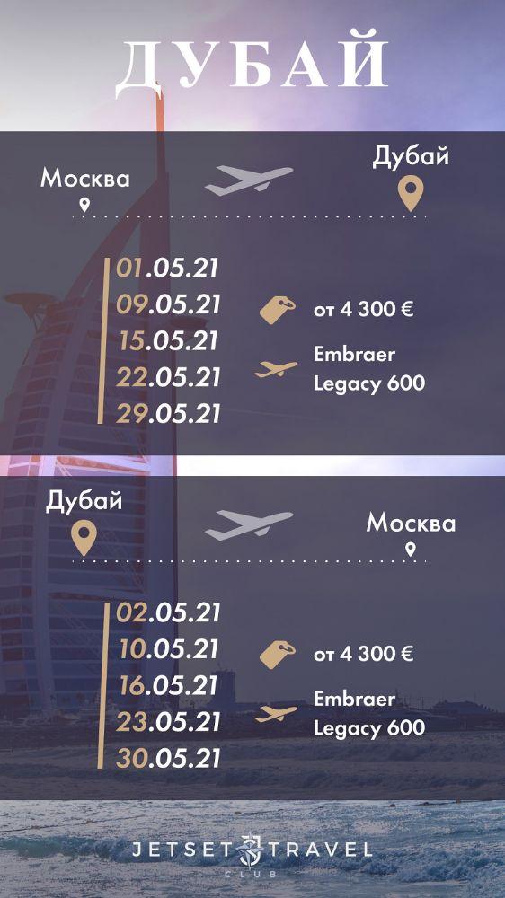 JetSharing Дубай