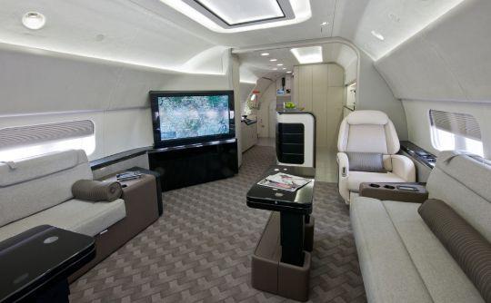 Услуги бизнес авиации