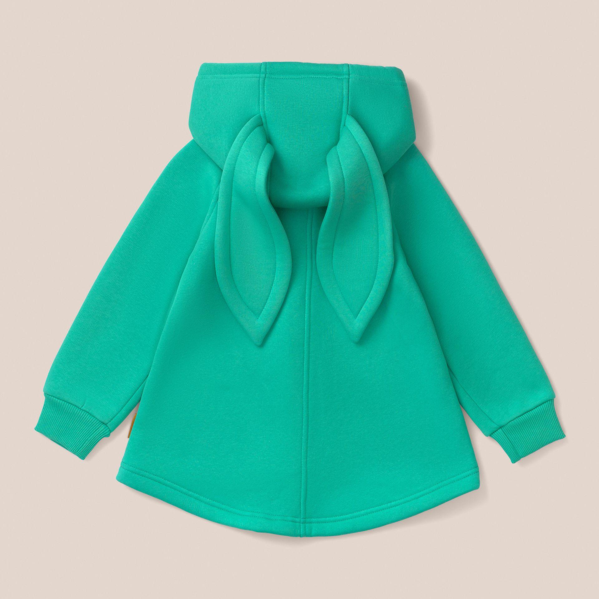 "506003, Пальто для девочки ""Зайка"" от магазина Lemive"