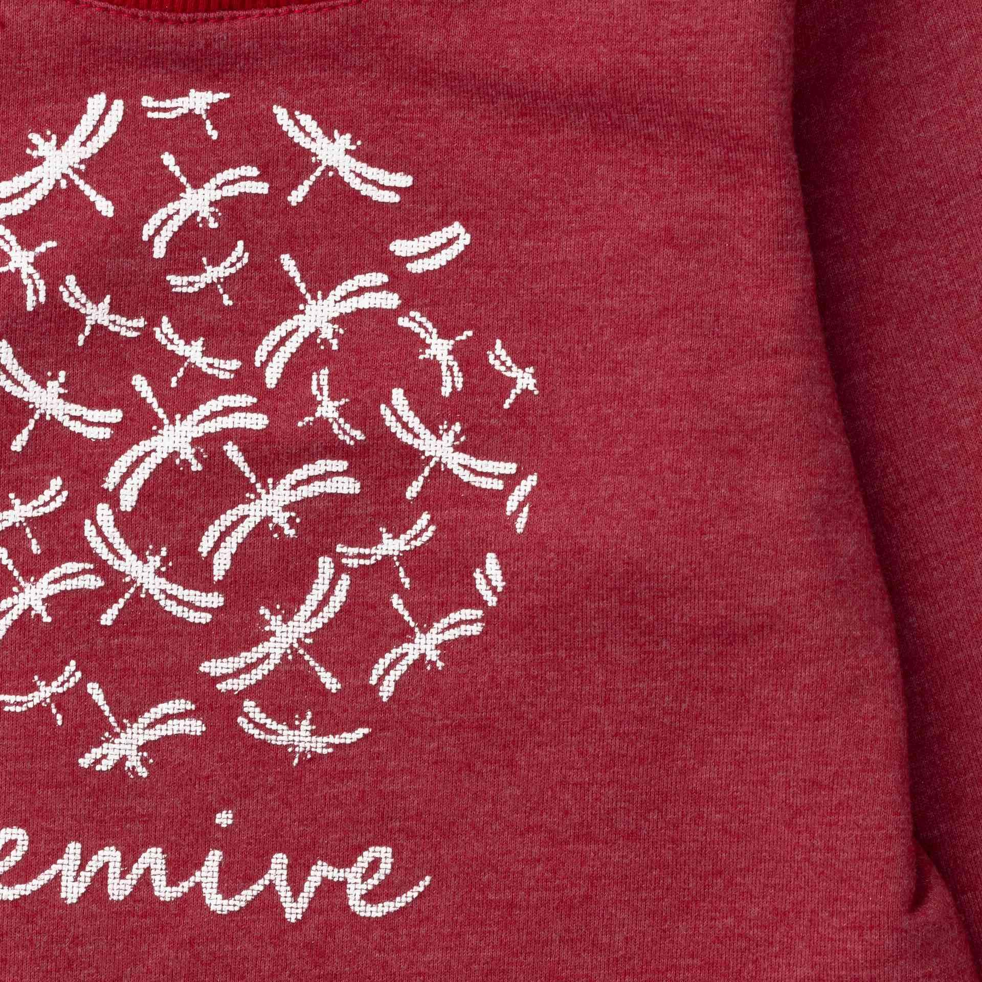 507001, Туника для девочки с рисунком от магазина Lemive
