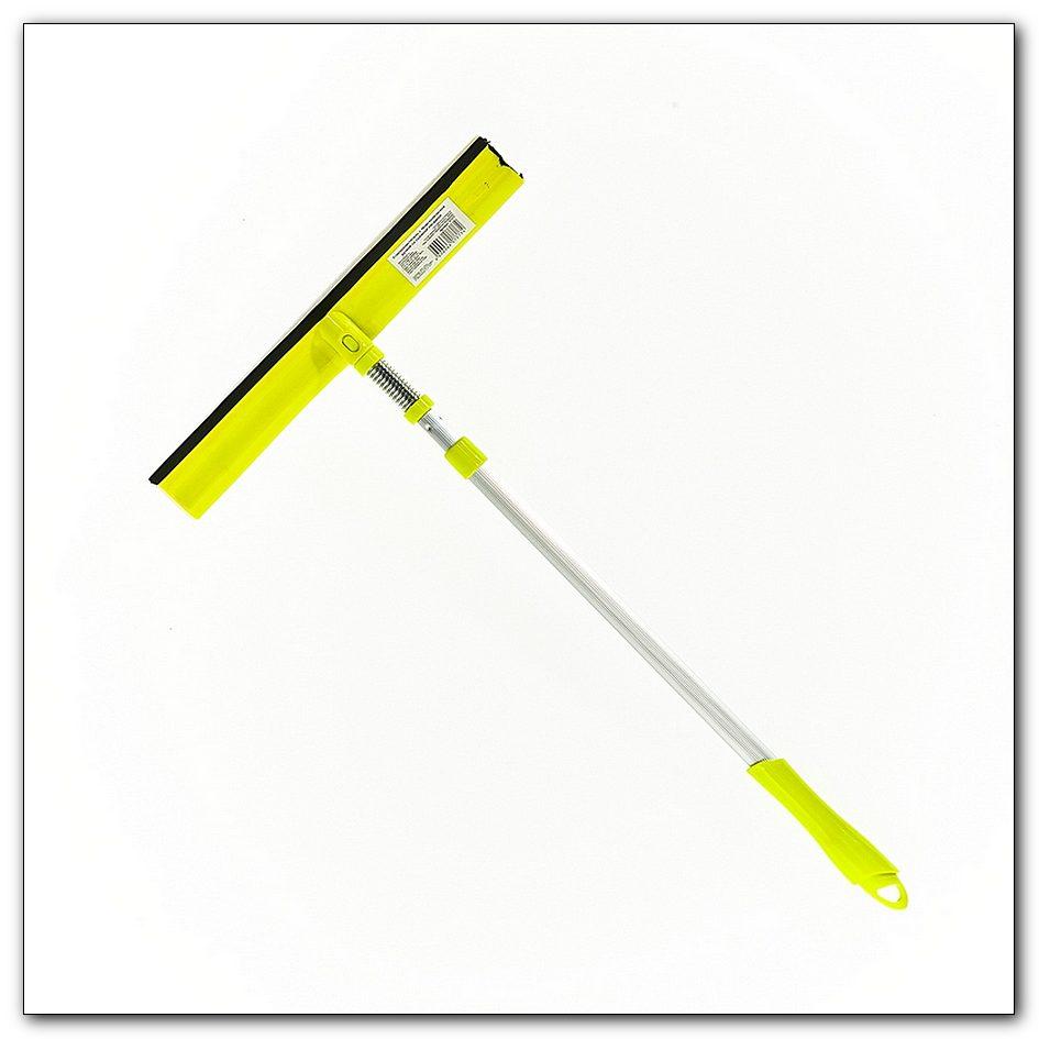 Швабра для мытья окон с телескопической ручкой со съемной насадкой, интернет-магазин Убирай-Крым г.Симферополь