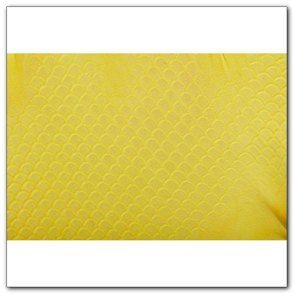 Перчатки латексные с хлопковым напылением размер L, интернет-магазин Убирай-Крым г.Симферополь
