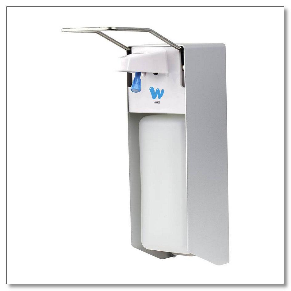 Дозатор для жидкого мыла/дезсредств X-2269 локтевой, 1000мл, интернет-магазин Убирай-Крым г. Симферополь