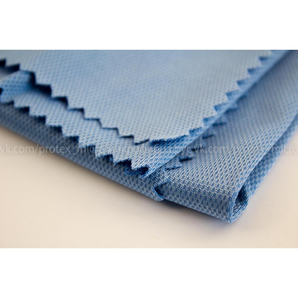 Салфетка из микрофибры 35х35см синяя Ultra, интернет-магазин Убирай-Крым г.Симферополь .