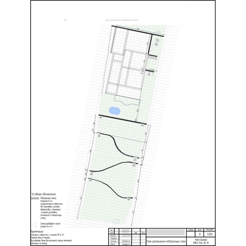 План-размещения-подпорочных-стен-Ландшафтный-дизайн-AnkoDesign