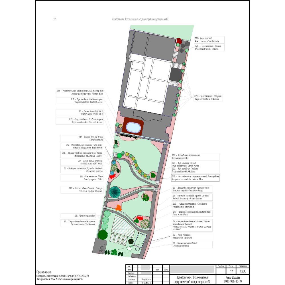Дендроплан-участка-Ландшафтный-дизайн-сада-AnkoDesign