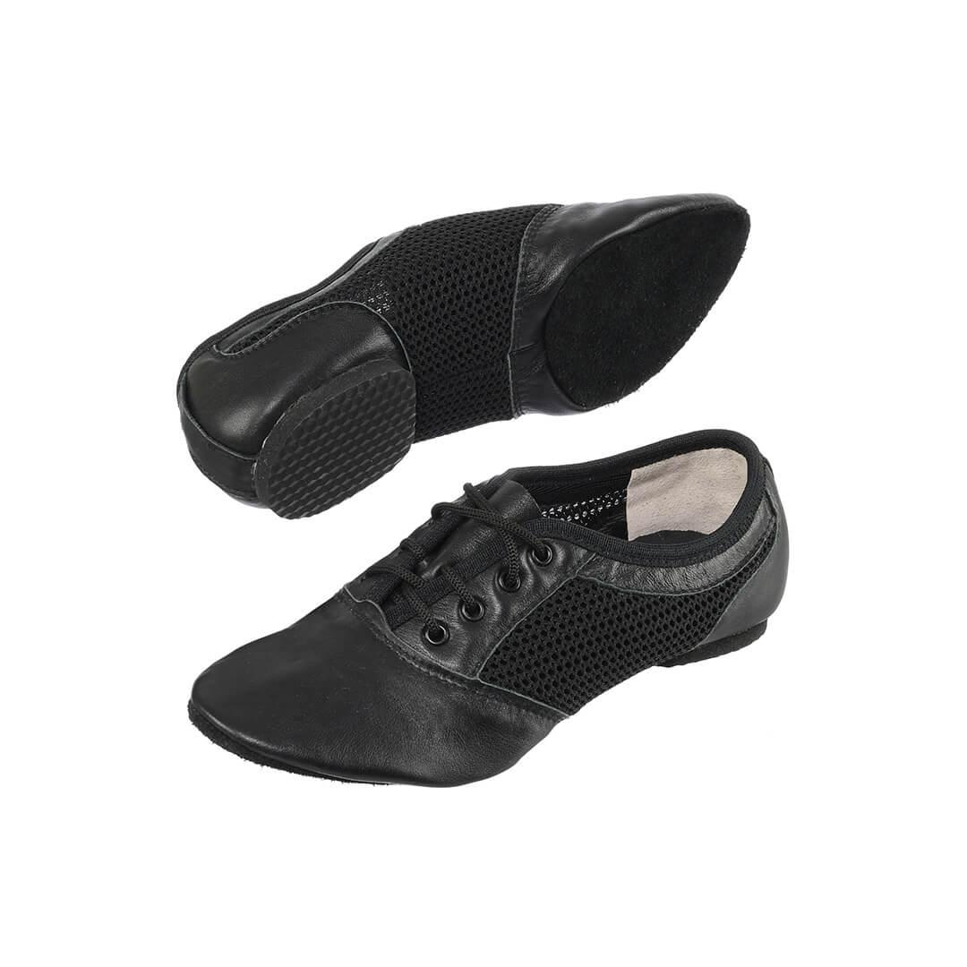 картинка Джазовки Сетка НК 501 (черные)  от магазина Одежда+