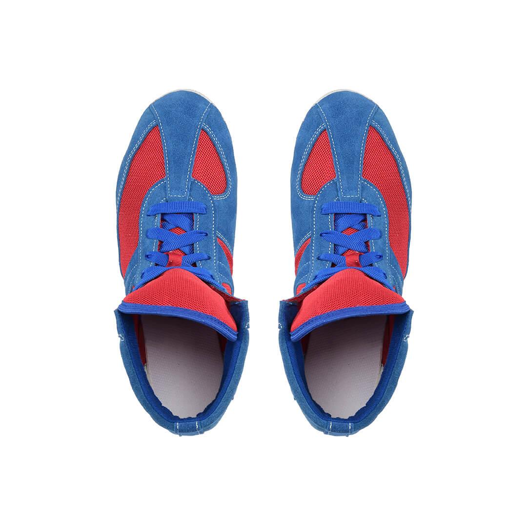 картинка Самбовки 26 НК (сине-красные) от магазина Одежда+