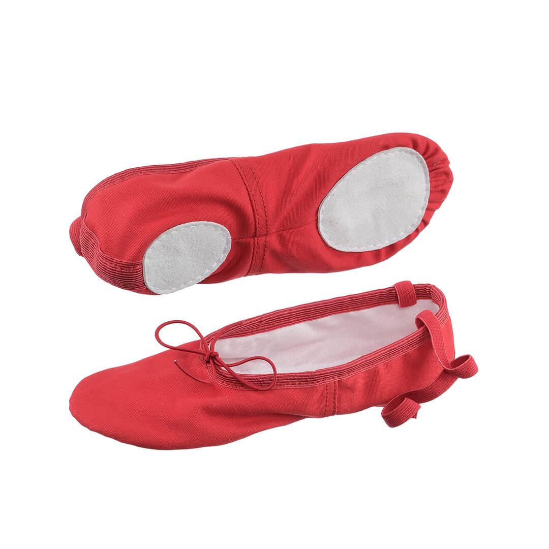 картинка Балетки Классика 108 (красные)  от магазина Одежда+