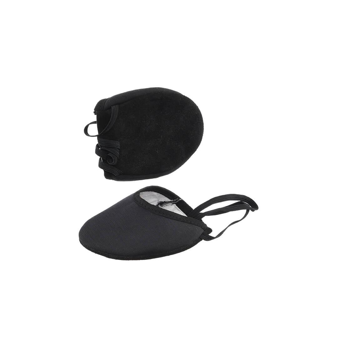 картинка Получешки Текстиль (черные) от магазина Одежда+