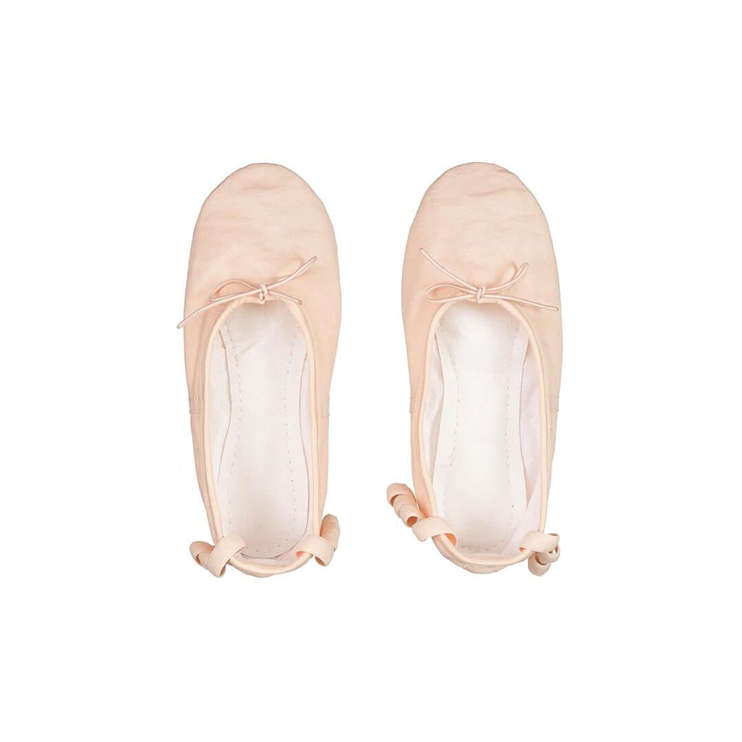 картинка Балетки Классика 109 (персиковые) от магазина Одежда+