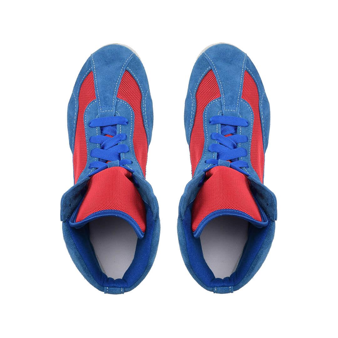 картинка Самбовки 400 НК (сине-красные)  от магазина Одежда+