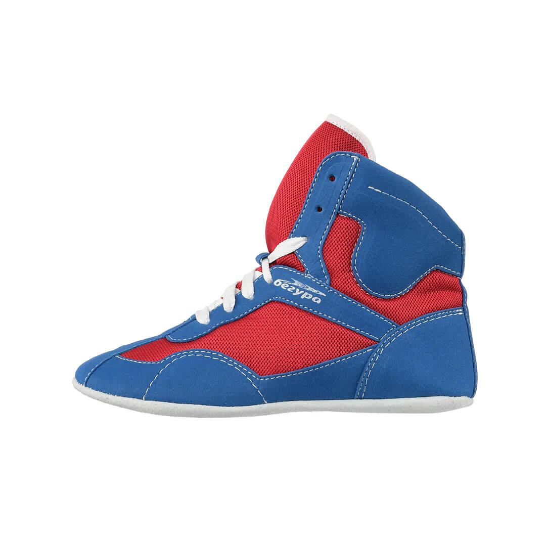 картинка Самбовки 400 ИК (сине-красные) от магазина Одежда+