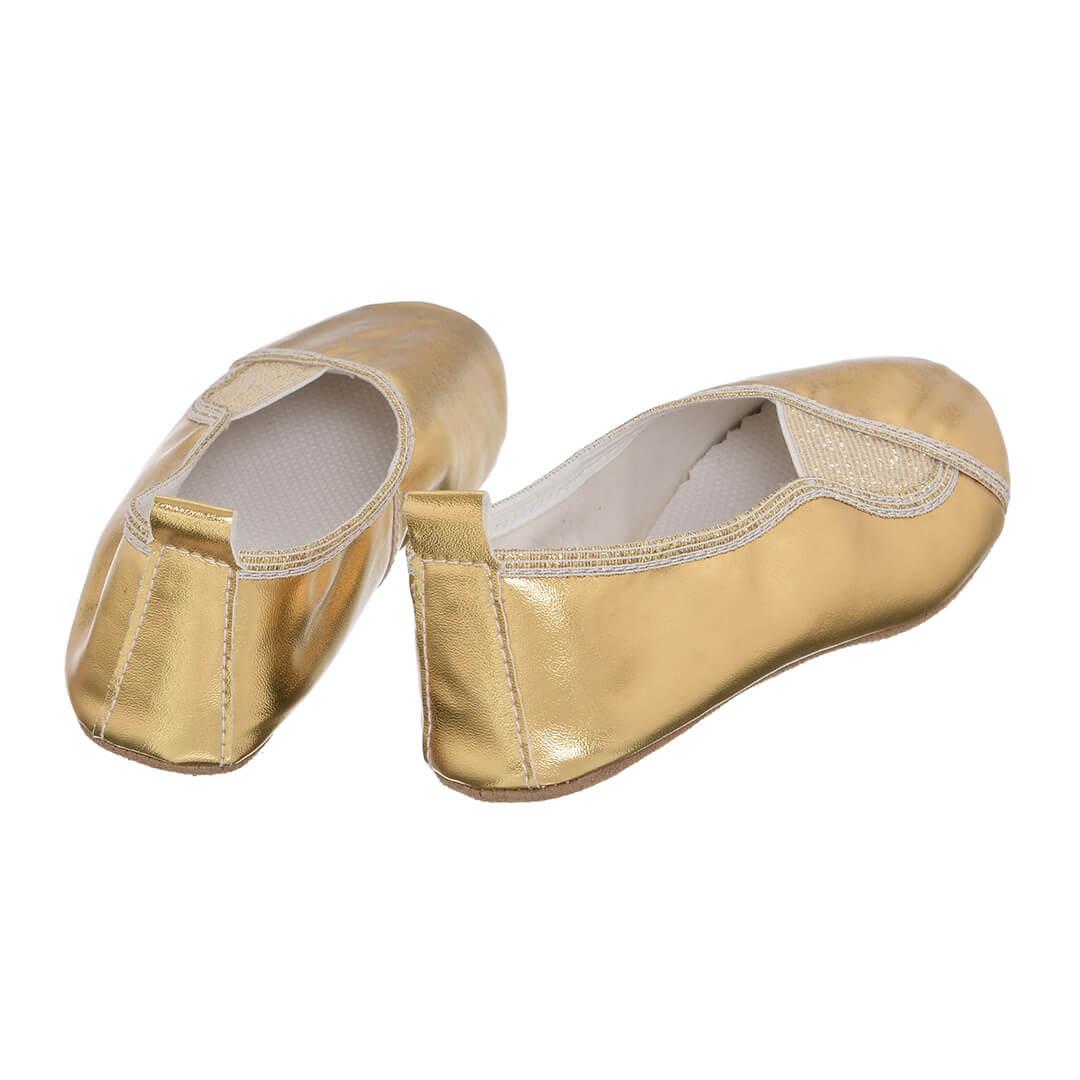 картинка Чешки ИК (золото) вырез сбоку от магазина Одежда+