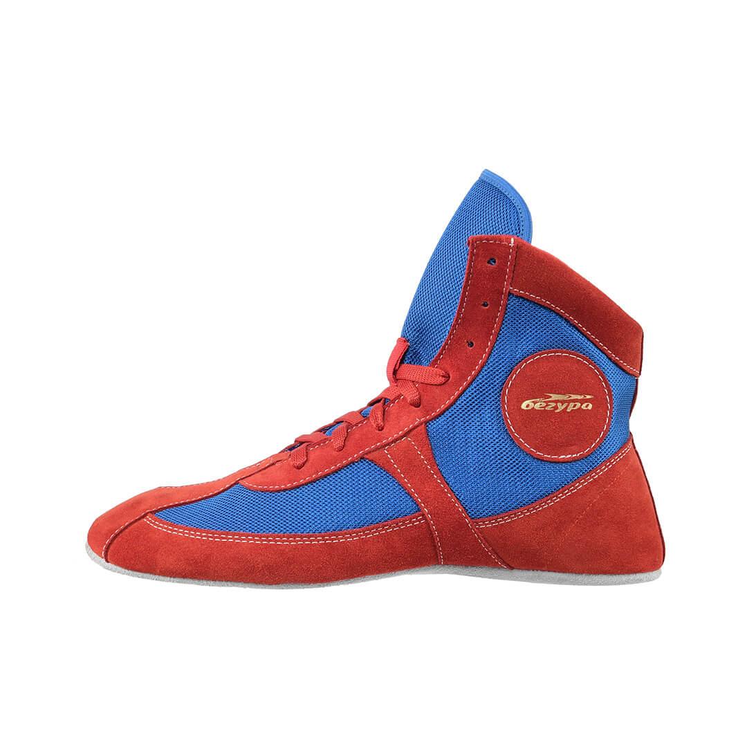 картинка Самбовки 26 НК (красно-синие) от магазина Одежда+