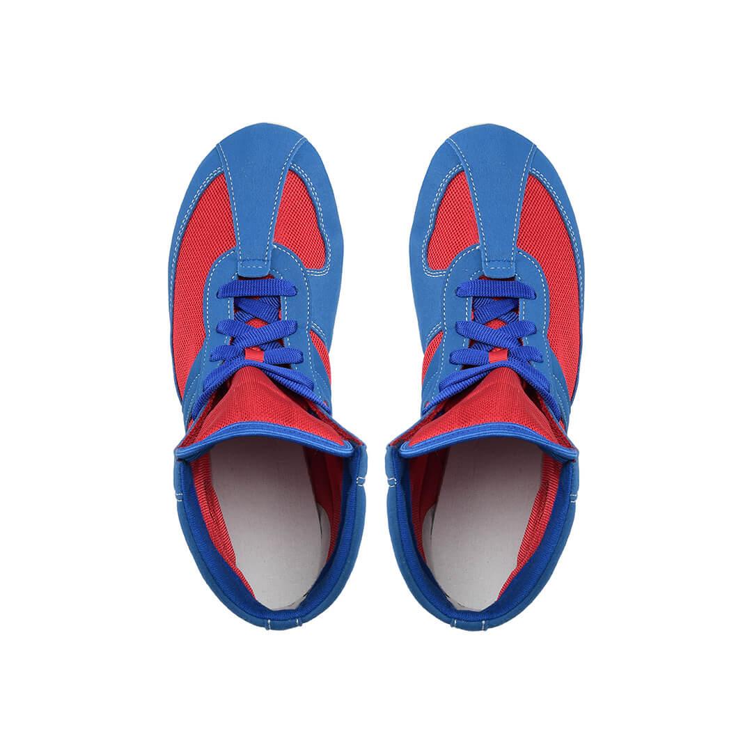 картинка Самбовки 26 ИК (сине-красные) от магазина Одежда+