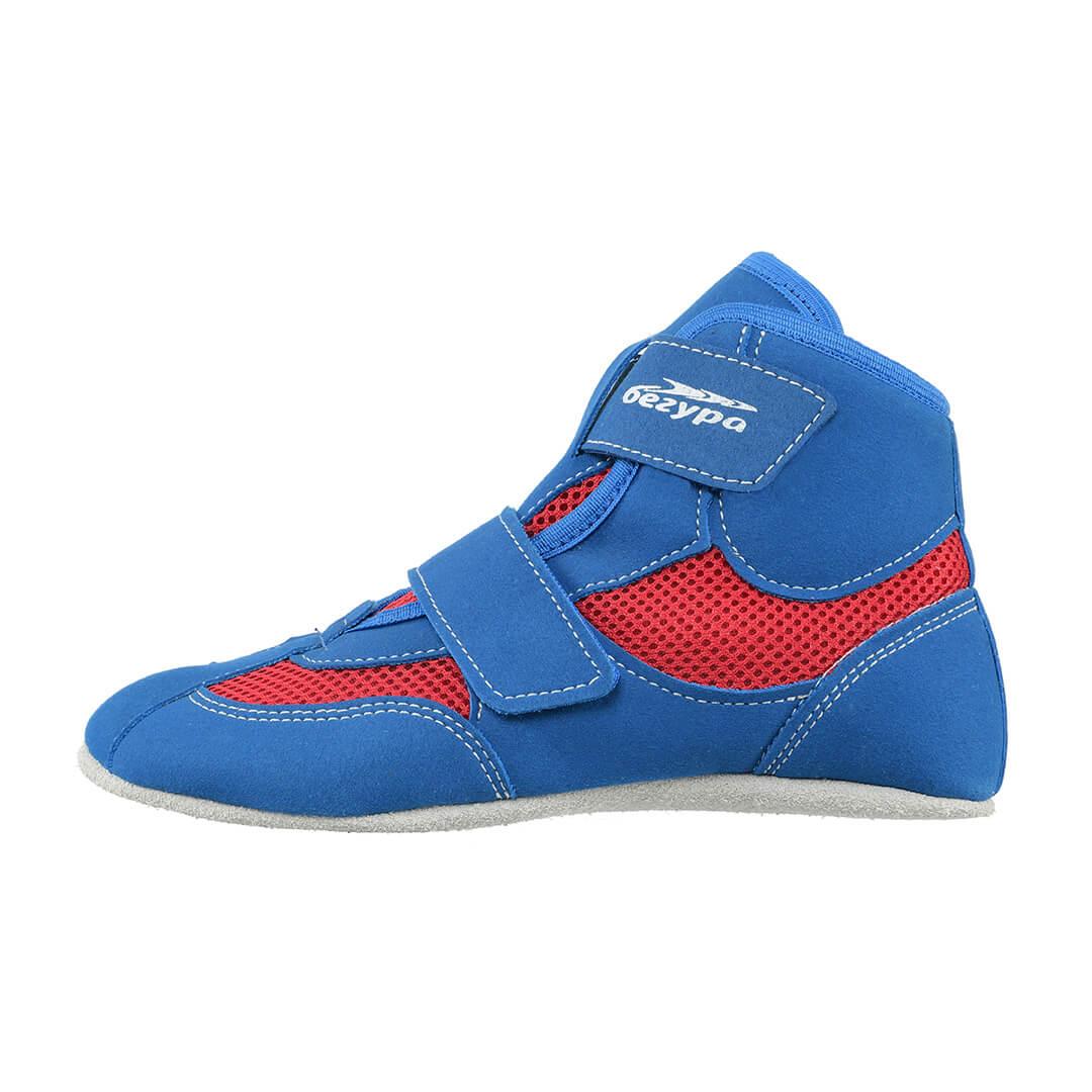 картинка Самбовки 414 (сине-красные) от магазина Одежда+