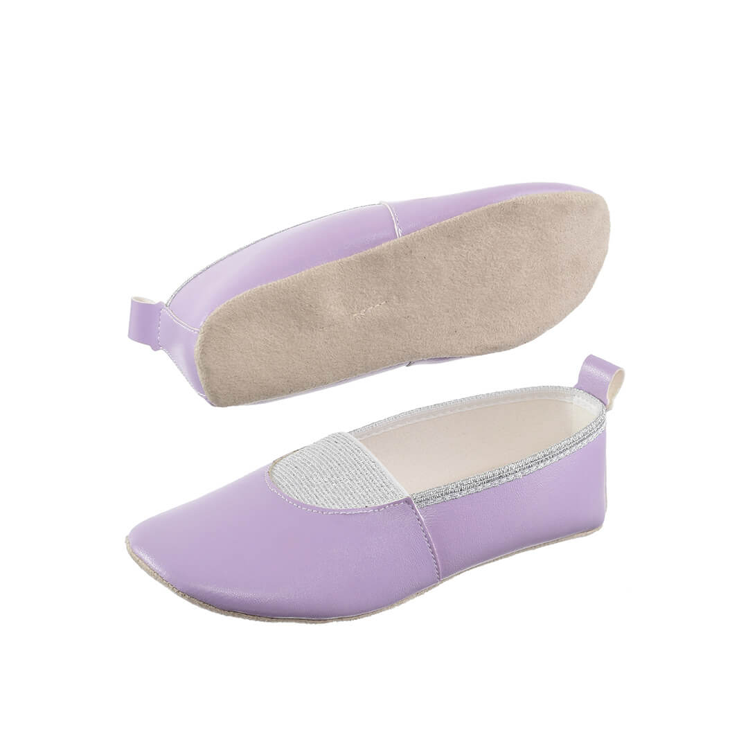 картинка Чешки Классика ИК (фиолетовые) без аппликации от магазина Одежда+