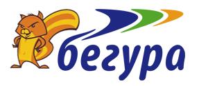 """Логотип """"Бегура"""""""