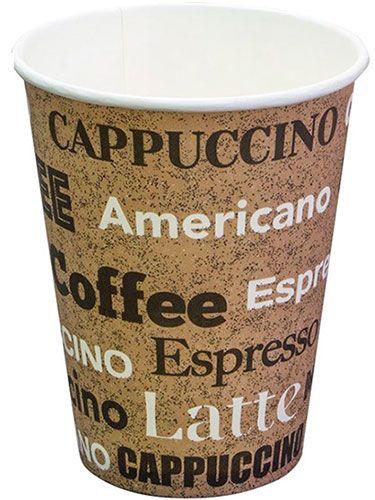 """Бумажный стакан""""Кофе"""""""