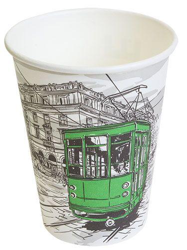Бумажный стакан Big City Life
