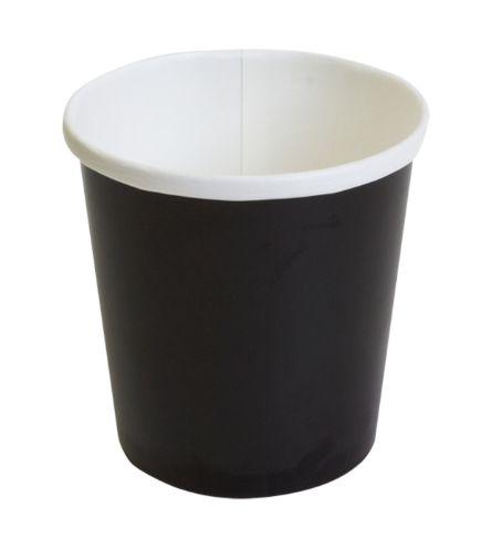 Бумажный контейнер Черный