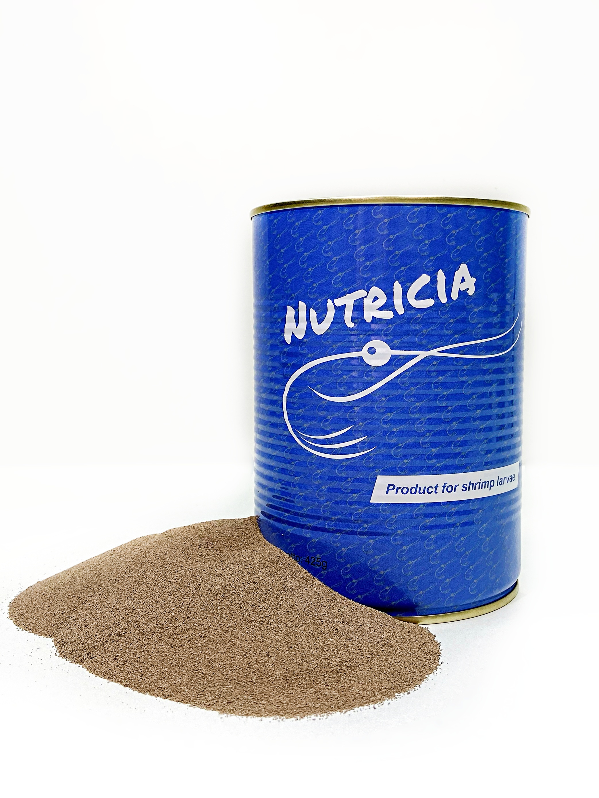 Nutricia HR 60% - Dry Artemia Cysts for Fish and Shrimps Larvae 425 g