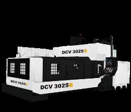 Портальный фрезерный обрабатывающий центр DCV3025B YCM