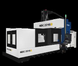 Портальный фрезерный обрабатывающий центр NDC2016B YCM