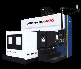 Портальный пятикоординатный фрезерный обрабатывающий центр DCV4018A-5AX YCM