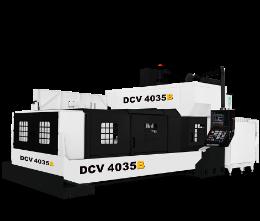Портальный фрезерный обрабатывающий центр DCV4035B YCM