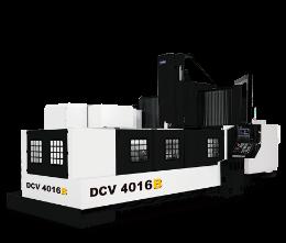 Портальный фрезерный обрабатывающий центр DCV4016B YCM