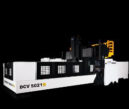 Портальный фрезерный обрабатывающий центр DCV5021B YCM