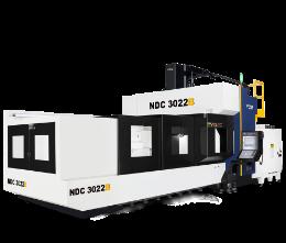 Портальный фрезерный обрабатывающий центр NDC3022B YCM