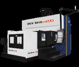 Портальный пятикоординатный фрезерный обрабатывающий центр DCV3018A-5AX YCM