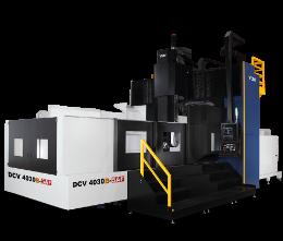 Портальный пятикоординатный фрезерный обрабатывающий центр DCV4030A-5AX YCM