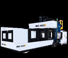 Портальный фрезерный обрабатывающий центр NDC4022B YCM