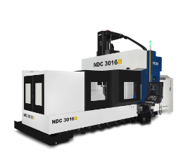 Портальный фрезерный обрабатывающий центр NDC3016B YCM