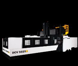 Портальный фрезерный обрабатывающий центр DCV5025B YCM