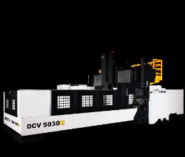 Портальный фрезерный обрабатывающий центр DCV5030B YCM