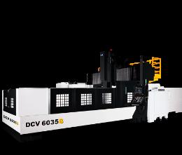 Портальный фрезерный обрабатывающий центр DCV6035B YCM