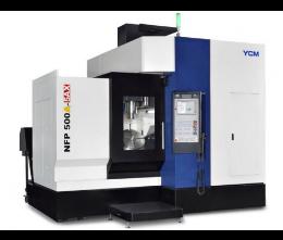Пятикоординатный фрезерный обрабатывающий центр NFP500A-5AX YCM