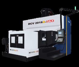 Портальный пятикоординатный фрезерный обрабатывающий центр DCV2018A-5AX YCM